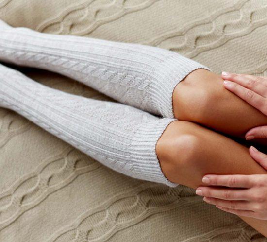 Das hilft gegen trockene Haut im Winter