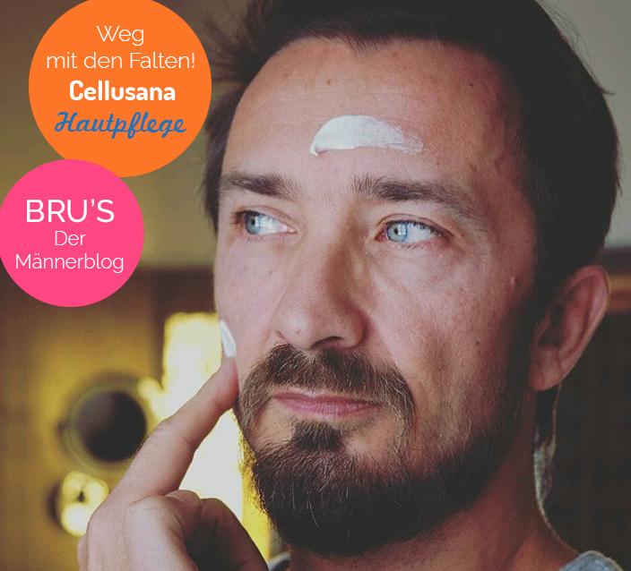 Cellusana Beauty Experten BRU'S Der Männerblog