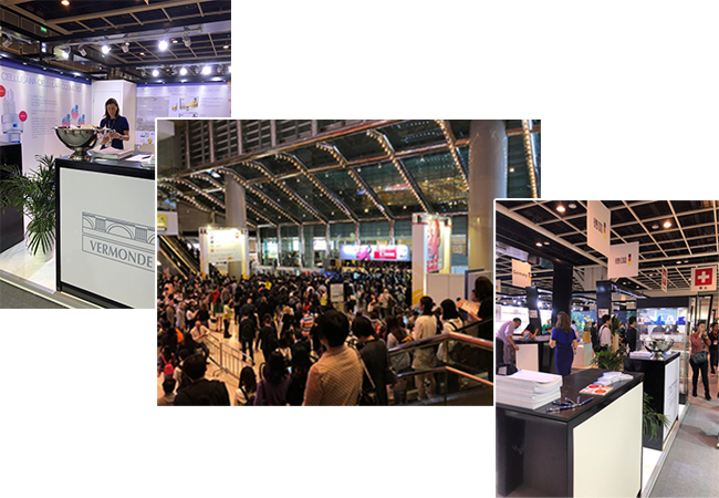 Messe Collage