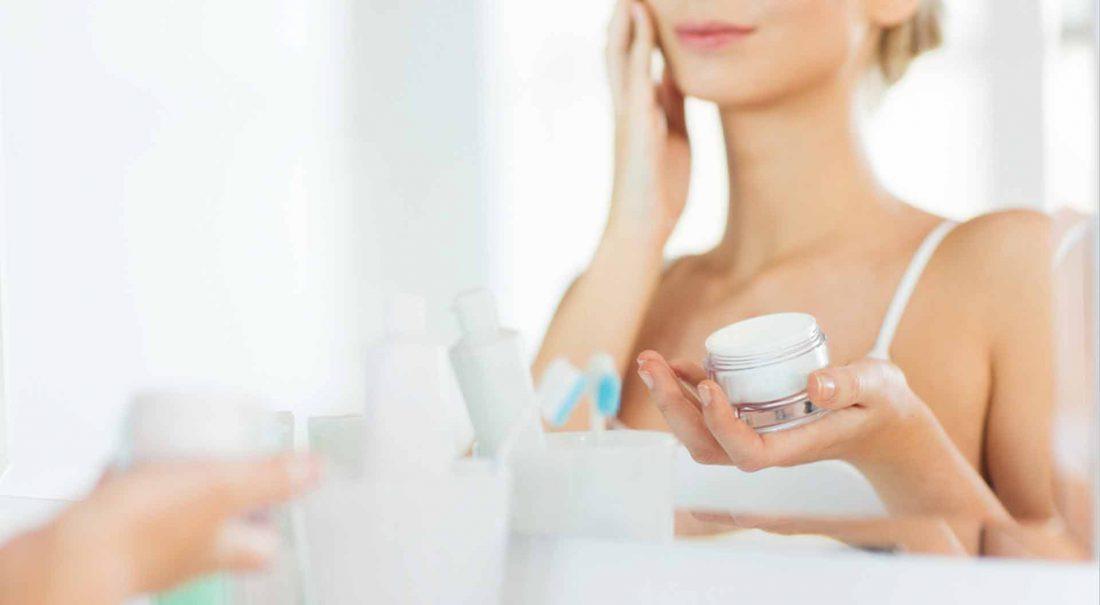 Pflegeroutine für schöne und gesunde Haut Cellusana