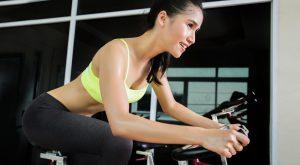 Sport gegen Hautalterung